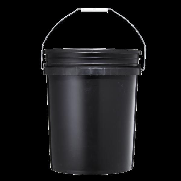 Single 5 Gallon Bucket with Lid